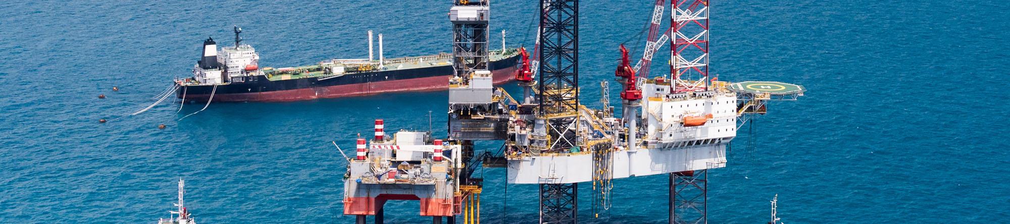 Offshore oil rig drilling platform/Offshore oil rig drilling pla
